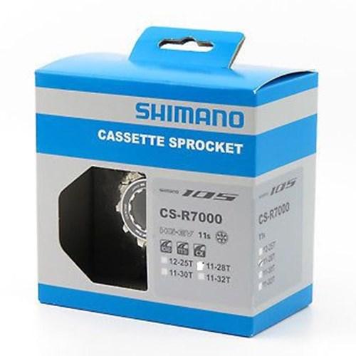 Cassete 105 CS-R7000 11 velocidades Shimano
