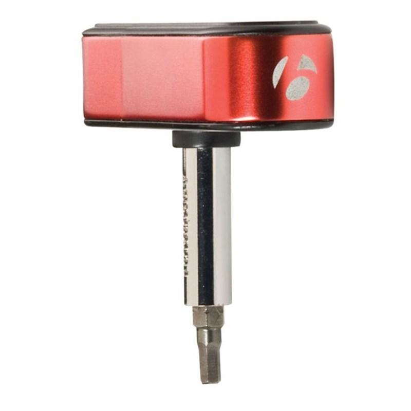 Chave de Parafusos Preset Torque Wrench com Torquimetro 5Nm - Cabeça Hexagonal (Allen) Bontrager
