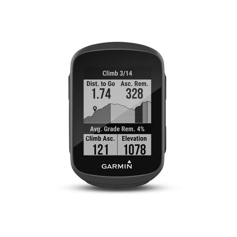 Ciclocomputador com GPS Edge 130 Plus Bundle Garmin