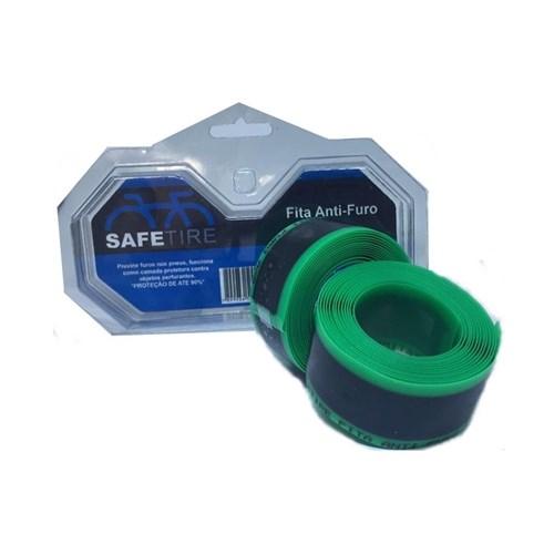 Fita Anti-furo para Bicicletas MTB Aro 26, 27.5 e 29 - 35mm x 2.3mts (Par) SafeTire