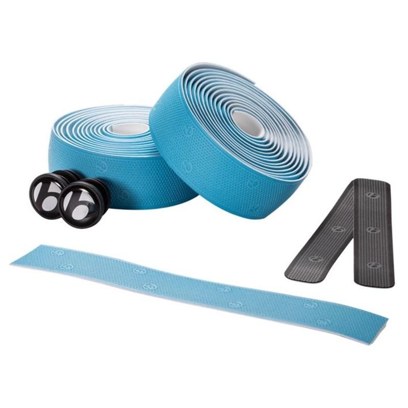 Fita de Guidão Supertack Handlebar Tape Speed & Road em Microfibra Bontrager