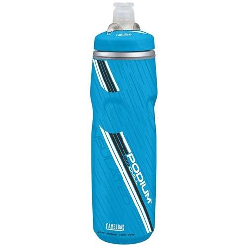 Garrafa Podium Big Chill Azul/Branco