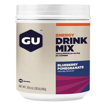 Hidroeletrolitico Blueberry Pote 840g GU