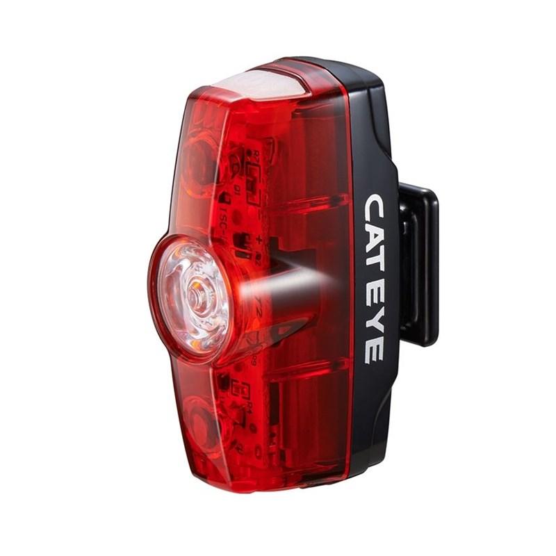 Lanterna Traseira  Rapid Mini LD635 15 Lumens Recarregavel USB Cateye