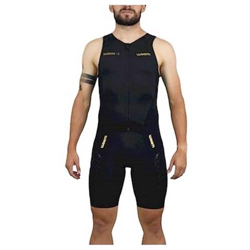 Macaquinho Ciclismo Triathlon 140 Carbon Masculino Woom