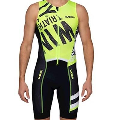 Macaquinho Ciclismo Triathlon 140 Vibe Masculino Woom