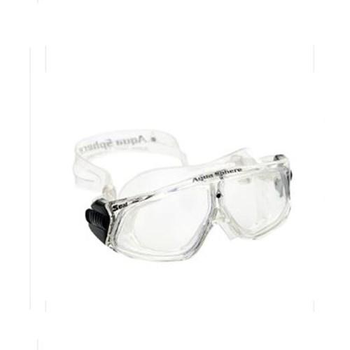 Mascara de Natação Seal Transparente Aqua Sphere
