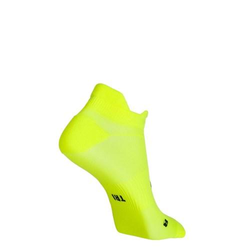 Meia Ciclismo Vince TRI Amarelo Fluor Vince