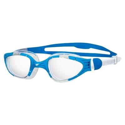 Oculos de Natação Aqua Flex Azul/Transparente Zoggs