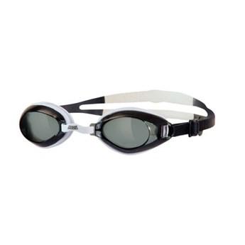 Oculos de Natação Endura Preto/Branco lente Fume Zoggs