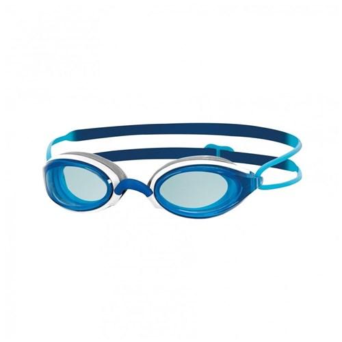 Oculos de Natação Fusion Air Azul lente Azul