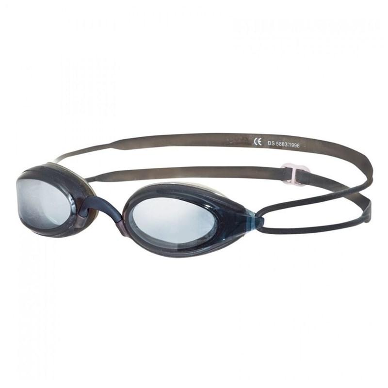 Oculos de Natação Fusion Air Preto lente Fume Zoggs