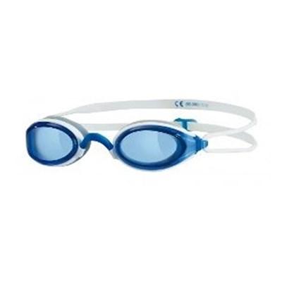 Oculos de Natação Hydro Azul/Branco lente Azul Zoggs