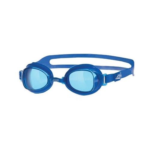 Oculos de Natação Otter Azul/Branco lente Azul Zoggs