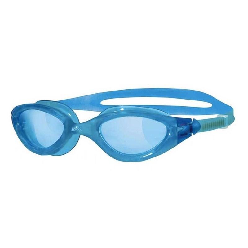 Oculos de Natação Panorama Azul lente Azul Zoggs