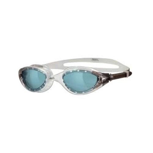 Oculos de Natação Panorama Small Transparente lente Fume Zoggs