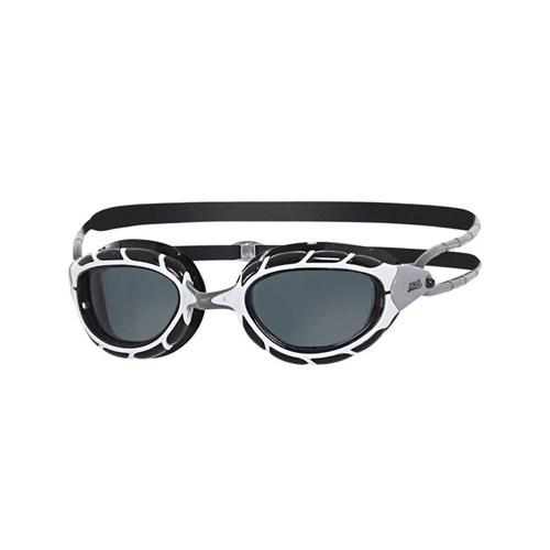 Oculos de Natação Predator Jr Preto/Branco