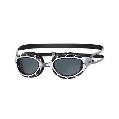 Oculos de Natação Predator Jr Preto/Branco Zoggs