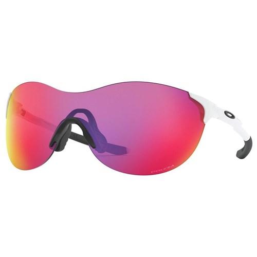 Oculos Evzero Ascend Esportivo de Sol Branco Lentes Prizm Road OO9453-02 Oakley