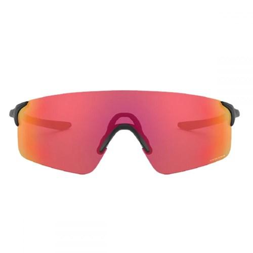 Oculos EVZero Blades Esportivo de Sol Preto Fosco - Lentes Prizm Trail Torch Oakley