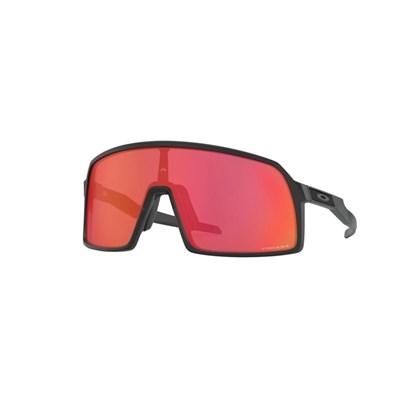 Oculos Oakley Sutro S Esportivo de Sol - Lentes Prizm Trail Torch