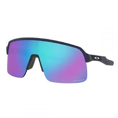 Oculos Sutro Lite Esportivo de Sol Azul Fosco - Lentes Prizm Sapphire Oakley