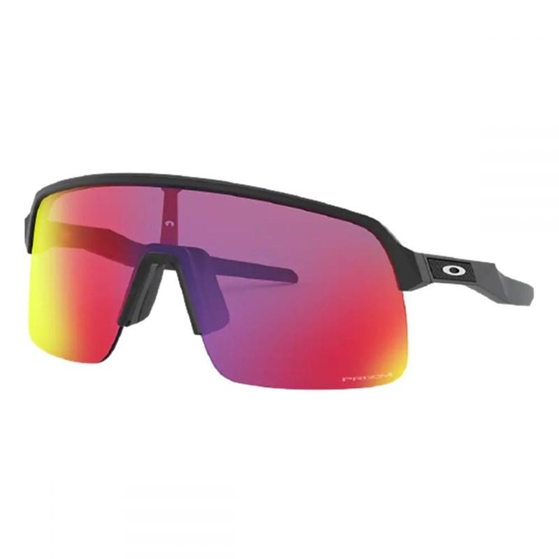 Oculos Sutro Lite Esportivo de Sol Preto Fosco - Lentes Prizm Road Oakley