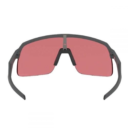 Oculos Sutro Lite Esportivo de Sol Preto Fosco - Lentes Prizm Trail Torch Oakley