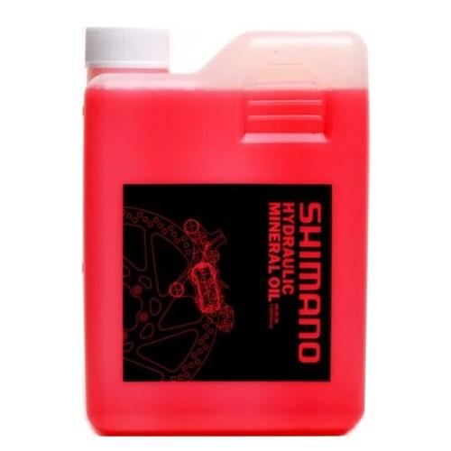Óleo mineral para freio hidráulico Shimano