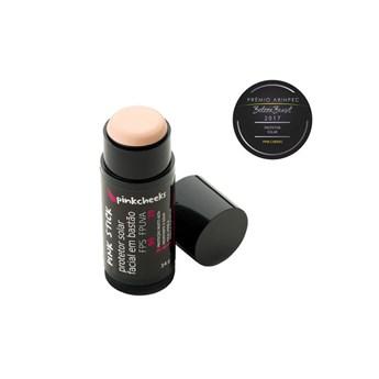 Protetor Solar Bastão Pink Stick 10Km - FPS 90/FPUVA 70 Pink Cheeks