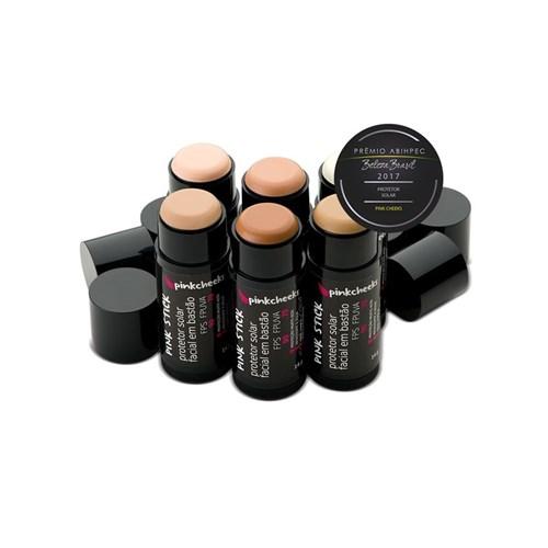 Protetor Solar Bastão Pink Stick 42Km - FPS 90/FPUVA 70 Pink Cheeks