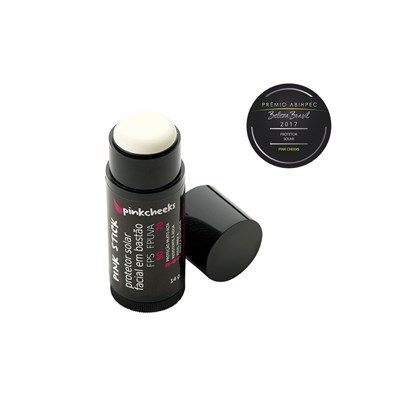 Protetor Solar Bastão Pink Stick 5Km - FPS 90/FPUVA 70