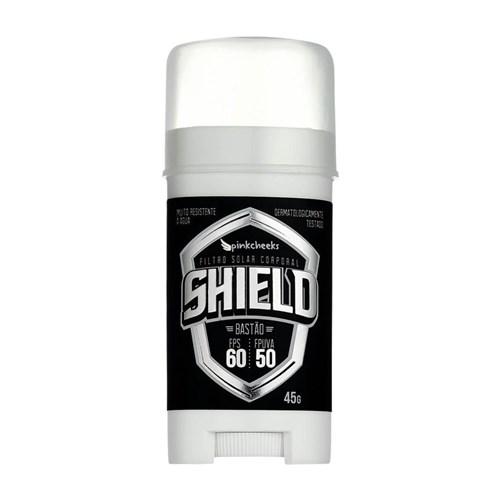 Protetor Solar Bastão Shield 45g Pink Cheeks
