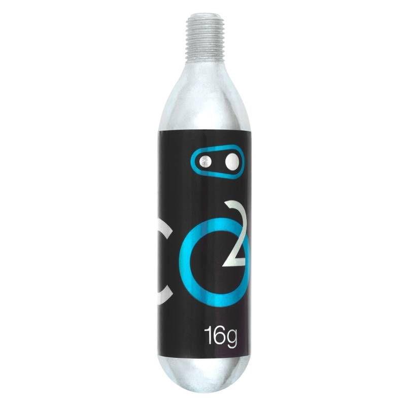 Refil CO2 16g com rosca Crank Brothers