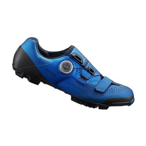 Sapatilha Ciclismo MTB SH-XC501 Azul Shimano
