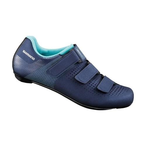 Sapatilha Ciclismo Road SH-RC100 Feminina Azul Shimano