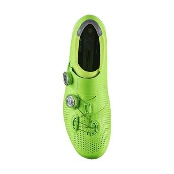 Sapatilha Ciclismo Road SH-RC901 S-Phyre Verde Shimano
