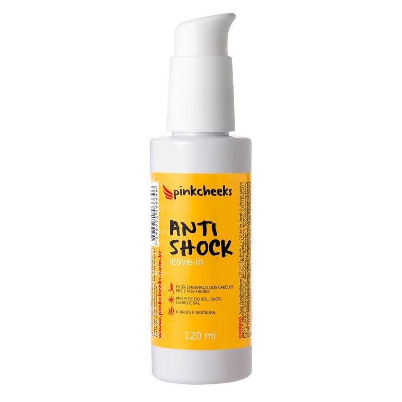 Spray Leave-in Anti Shock 120ml Pink Cheeks