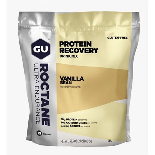 Suplemento GU ROCTANE Protein Recovery Drink Baunilha 930g GU