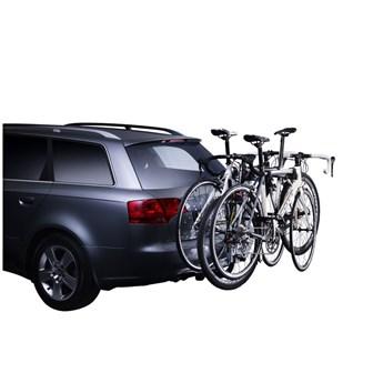 Suporte Dobravel de Bicicletas para Engate HangOn 972 - 3 Bicicletas