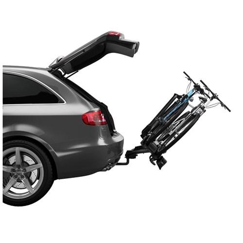 Suporte VeloCompact 925 de Bicicletas para Engate - 2 Bicicletas Thule
