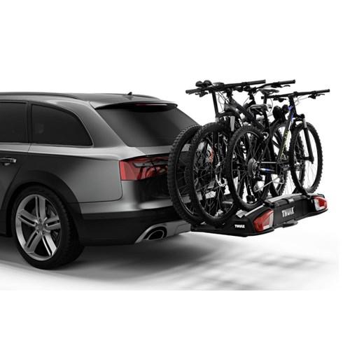 Suporte VeloSpace XT de Bicicletas para Engate - 3 Bicicletas Thule